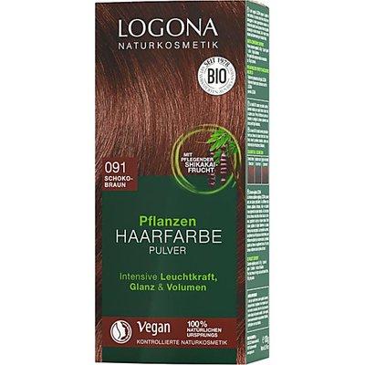 Logona - Haarverf: Chocolade Bruin 091
