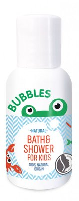 Bubbles - Bath & Shower For Kids 50 ml