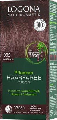 Logona - Haarverf: Roodbruin 092