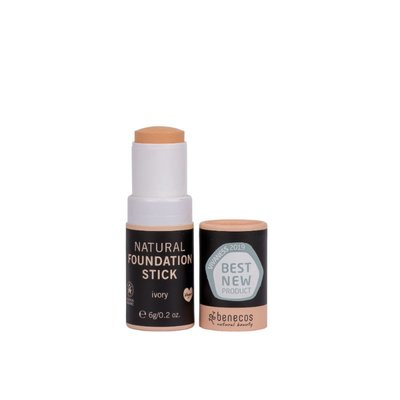 Benecos - Natural Foundation Stick: Ivory