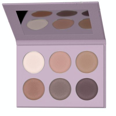 Lavera - Mineral Eyeshadow Selection: Blooming Nude 01