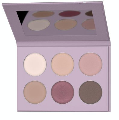 Lavera - Mineral Eyeshadow Selection: Blooming Pastel 02