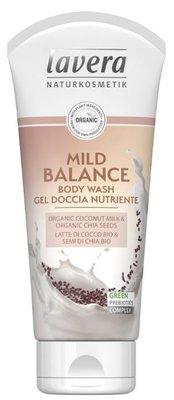Lavera - Body Wash Mild Balance: Organic Coconut Milk & Organic Chia Seeds