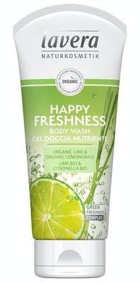 Lavera - Body Wash Happy Freshness: Organic Lime & Organic Lemongrass