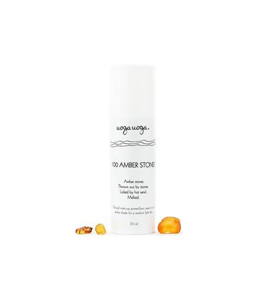 Uoga Uoga - Tinted Cream: 100 Amber Stones 663