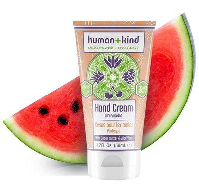 Human+Kind - Hand Voet & Elleboog Crème: Watermelon