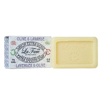 La Fare 1789 - Smooth Soap: Lavender Olive