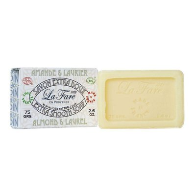 La Fare 1789 - Smooth Soap: Almond & Laurel