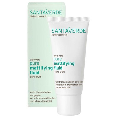 Santaverde - Aloë Vera Pure Mattifying Fluid