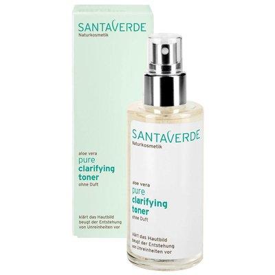 Santaverde - Aloë Vera Pure Clarifying Toner Parfumvrij