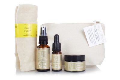 Balm Balm - Frankincense Facial Travel Set