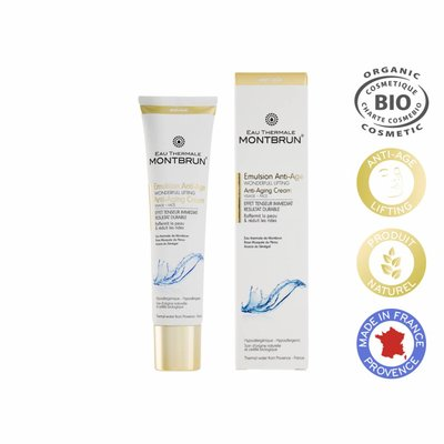 Montbrun eau Thermale - Anti-Aging Cream