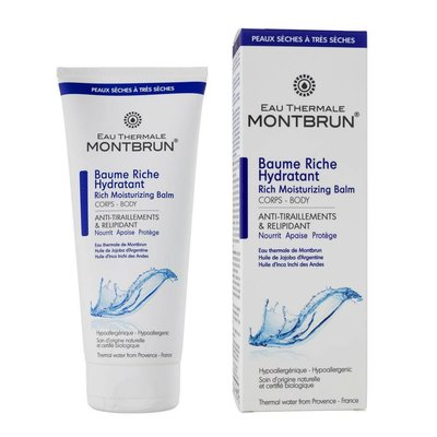 Montbrun eau Thermale - Rich Moisturizing Body Balm