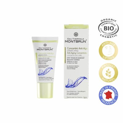 Montbrun eau Thermale - Anti-Aging Concentrate Eyes & Lips