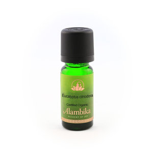 Biologische Etherische olie: Eucalyptus Citriodora