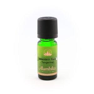 Alambika - Etherische olie: Mandarine Red (tht: 01-2020)