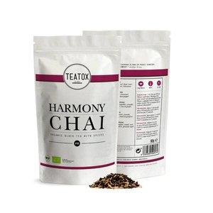 Heerlijke losse biologische thee helpt de spijsvertering