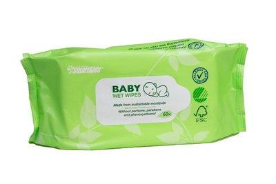 Baby reinigingsdoekjes