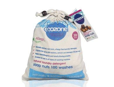 Duurzaam wassen met wasnoten