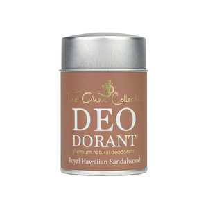 DEOdorant Poeder Sandalwood 50 gr.