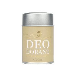 DEOdorant Poeder Cedar 50 gr.
