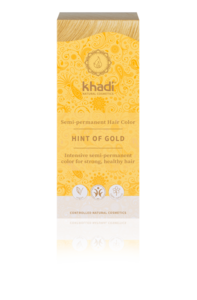 Hair Colour: Hint Of Gold | Khadi