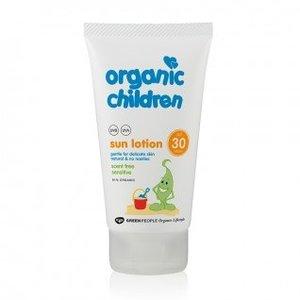 Zonnebrandcrème SPF 30 | Baby's & Kinderen