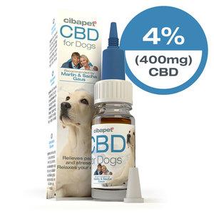CBD olie 4% hond   Cibapet