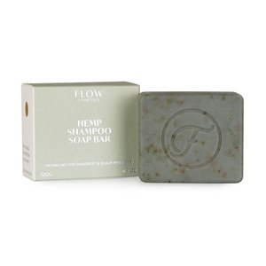 Hemp shampoo bar | Roos, jeuk en irritatie hoofdhuid