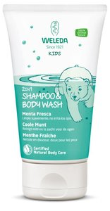 Kids shampoo & body wash | Coole munt