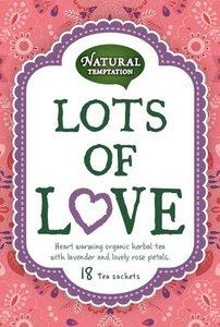 Lots of love | Natural Temptation
