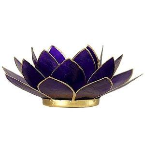Sfeerlicht lotus | Violet