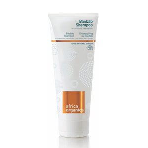 Baobab shampoo | Africa Organics