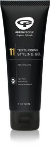 Texturising styling gel | Green People