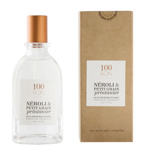 Bloemige geur met Neroli en Petitgrain | 100BON