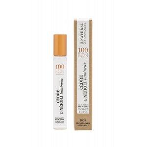 Bloemige geur met Ceder en Neroli | 100BON