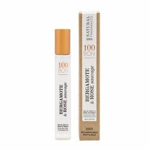 Lichte bloemige geur Bergamot & Roos | 100BON