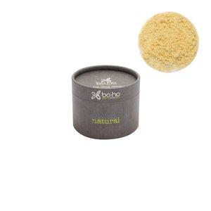 Translucent loose powder yellow   Boho