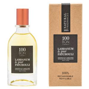 Labdanum et pur Patchouli | 100BON