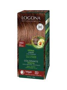 Haarkleuring notenbruin 060 | Logona