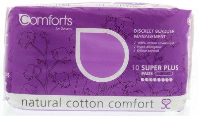 Incontinentieverband super plus | Comforts