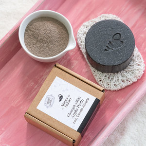 Shampoo bar: Zwarte klei & Charcoal | Atelier do Sabao