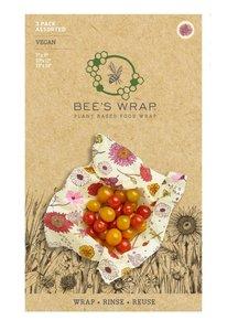 Vegan assorti | bee's wraps