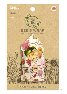 Vegan sandwich | Bee's Wrap