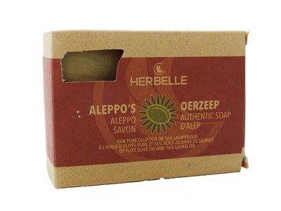 Aleppozeep met 16% laurier | Herbelle
