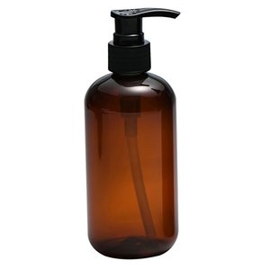 Lege fles voor Marley's shampoovlokken
