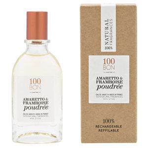 Lichte, frisse geur met Amaretto, Vanille en fruit | 100BON