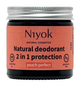 Deodorant crème perfect peach   Niyok