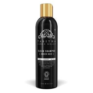Clean shampoo amber rose   Tabitha James Kraan