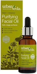 Purifying facial oil | Urban Veda